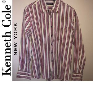 EUC Kenneth Cole New York Button Down